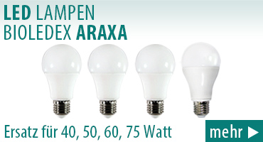 Bioledex LED Lampen Araxa