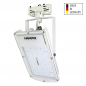 Bioledex 3-Phasen ASTIR LED Fluter 30W 120° 2730Lm 3000K Weiss
