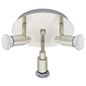 Eglo 90828 Eridan LED Spot 3x5W Stahl nickel-matt