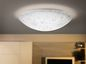 Mobile Preview: Eglo 93536 Riconto LED Wandleuchte / Deckenleuchte 18W Stahl weiss klar