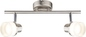 Globo 56550-2 Friso I LED Deckenleuchte 9,6W Nickel matt warmweiss