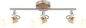 Preview: Globo 56606-3 Lori LED Deckenleuchte 12W Nickel matt warmweiss