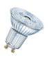 Mobile Preview: 5er-Pack OSRAM BASE GU10 PAR16 LED Strahler 4,3W 350Lm 36° 2700K warmweiss wie 50W