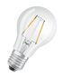 Preview: OSRAM SUPERSTAR E27 A Filament LED Lampe 3,3W dimmbar 250Lm 2700K warmweiss wie 25W