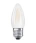 Preview: OSRAM STAR E27 B LED Kerze 2,5W 250Lm 2700K warmweiss wie 25W