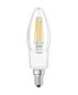 Preview: OSRAM STAR E14 B Filament LED Kerze 6W 806Lm 2700K warmweiss wie 60W