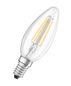 Preview: OSRAM SUPERSTAR E14 B Filament LED Kerze 5W dimmbar 470Lm 4000K weiss wie 40W