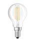 Preview: OSRAM STAR E14 P Filament LED Lampe 4W 470Lm 4000K neutralweiss wie 40W