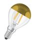 Preview: OSRAM STAR E14 P Filament LED Lampe 4W 420Lm 2700K warmweiss wie 37W