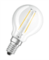 Mobile Preview: Osram LED Lampe Retrofit Classic P 2.5W warmweiss E14 4058075116351 wie 25W