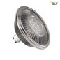 Preview: SLV 1001243 LED Lampe GU10 111mm 30° 4000K