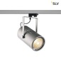 Preview: SLV 1001479 EURO SPOT TRACK silber 3000K 38° inkl. 3P.-Adapter