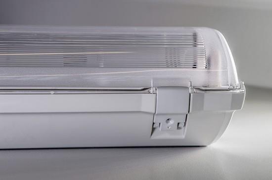 bioledex dolta feuchtraumleuchte 2 fach f r 150cm led. Black Bedroom Furniture Sets. Home Design Ideas