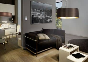 eglo pendelleuchte maserlo 53cm 3xe27 cappuccino gold 31608. Black Bedroom Furniture Sets. Home Design Ideas