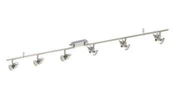 Eglo 94148 Tukon 3 LED Spot 6x3.3W Stahl nickel-matt