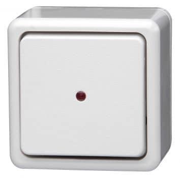 kopp 514602006 aufputz kontrollschalter mit eingesetzter. Black Bedroom Furniture Sets. Home Design Ideas