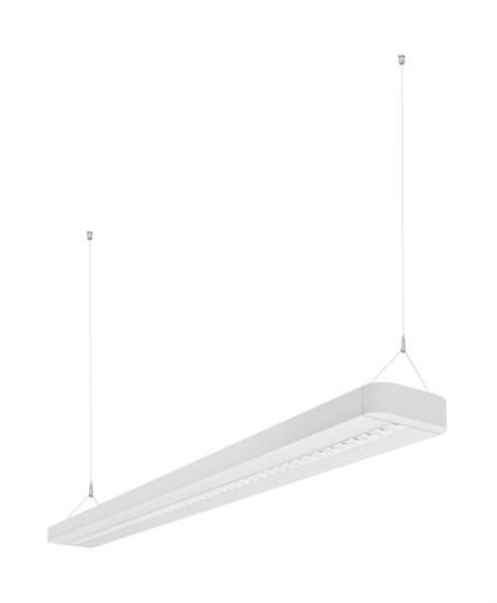 Ledvance Linear Indiviled Direct/Indirect DALI 1200 42W 4000K LED Büroleuchte Dimmbar