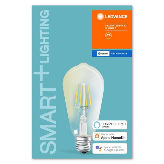 LEDVANCE LED SMART E27 5.5W dimmbar 650Lm 2700K 4058075208575