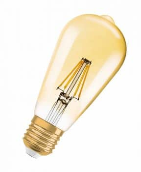 Osram E27 LED Filament Vintage 7,5W 725Lm extra - warmweiss