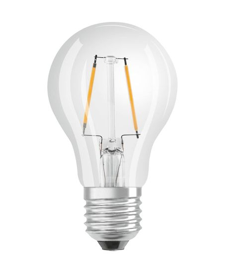 OSRAM STAR E27 A Filament LED Lampe 2,5W 250Lm 2700K warmweiss wie 25W