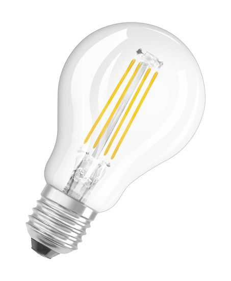 OSRAM STAR E27 P Filament LED Lampe 6W 806Lm 2700K warmweiss wie 60W