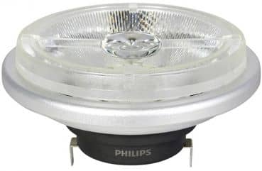 Philips G53/AR111 LED Spot Master 20W 24° 1180Lm 2700K dimmbar warmweiss