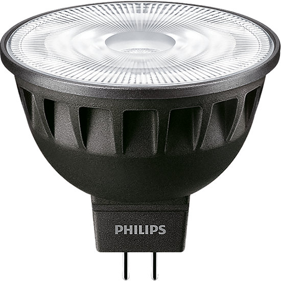 Philips MASTER LED Spot ExpertColor 6,5W MR16 Ra90 warmweiss 24° dimmbar 8718696738795