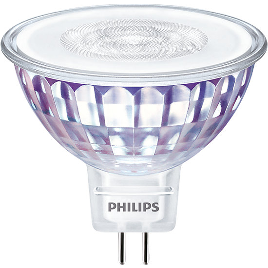 Philips MASTER LED Spot Value 7W MR16 warmweiss 60° dimmbar 8718696815601
