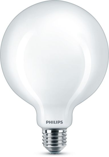 Philips LED Birne Classic 7W warmweiss E27 8718699648176