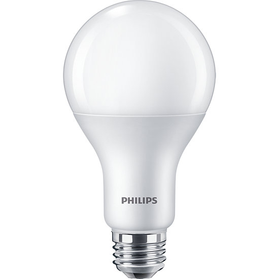Philips MASTER LED Lampe 14W Ra90 warmweiss A67 E27 matt DimTone dimmbar 8718699695644