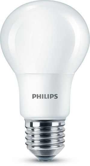 Philips LED Birne Classic 5W E27 dimmbar glas 8718699780074