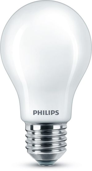 Philips LED COOL WHITE Classic 4.5W neutralweiss E27 8718699762490