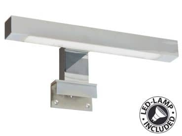 ranex reggiana badleuchte led spiegelleuchte 3 6w ip44. Black Bedroom Furniture Sets. Home Design Ideas