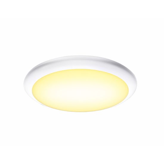 SLV 1005089 RUBA 27 CW, Outdoor LED Leuchte weiss CCT switch 3000/4000K IP65