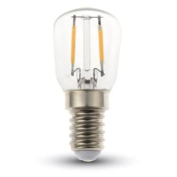 LED Filament E14 Lampe 2W 180Lm warmweiss