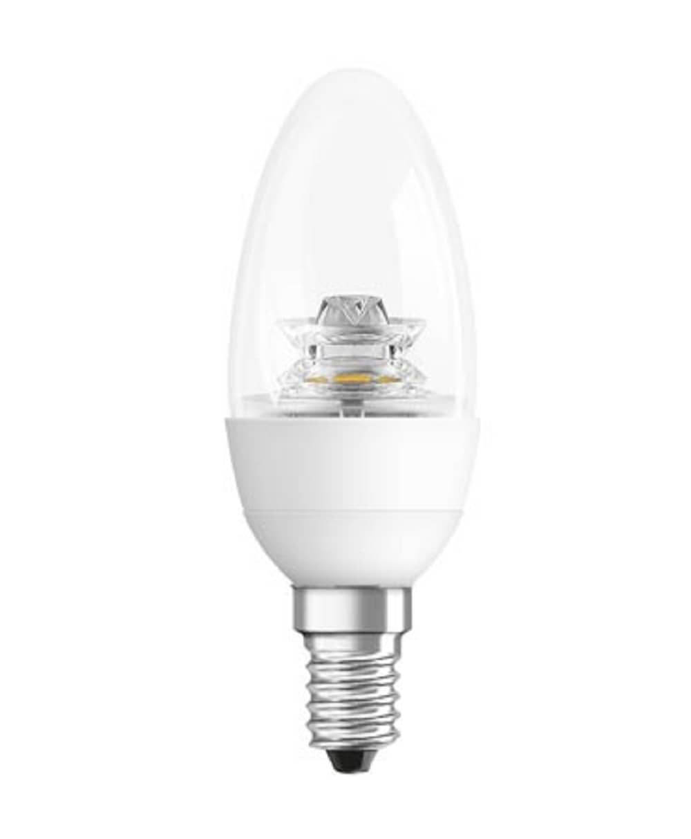 osram e14 led kerze superstar advanced b40 6w 470lm warmweiss dimmbar a 4052899 ebay. Black Bedroom Furniture Sets. Home Design Ideas