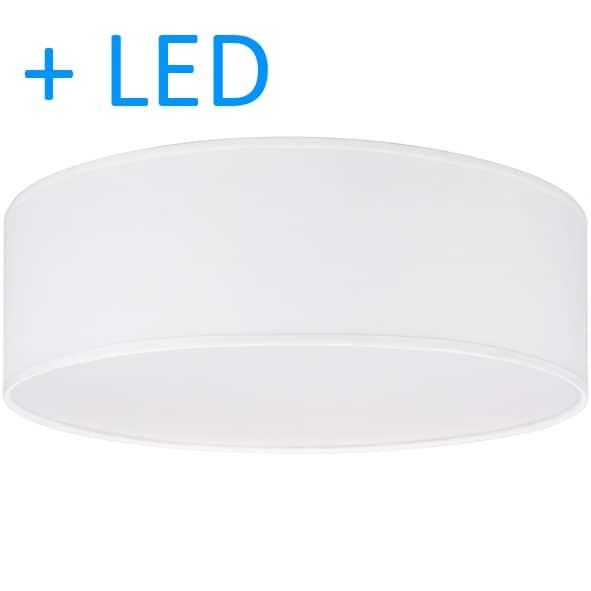 Ranex Deckenleuchte 6000.537 Ceiling Dream 30cm + 2x LED Lampen weiss