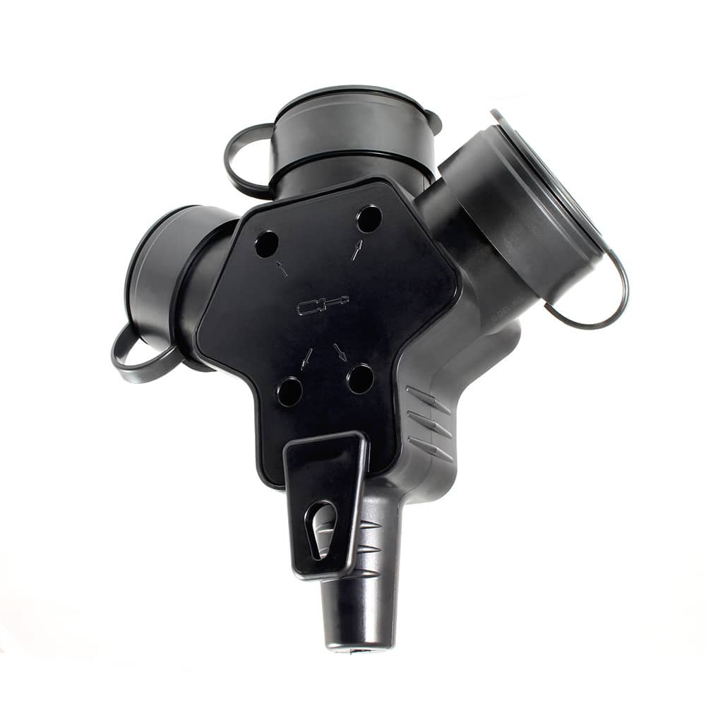Schutzart Ip44 atra schutzkontakt 3 wege gummi kupplung ip44 mit deckel 3800114471256 ebay