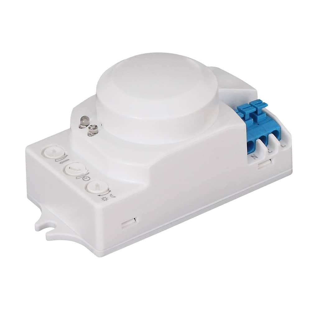 bioledex 230v ac mikrowellen hochfrequenz bewegungsmelder hf-sensor
