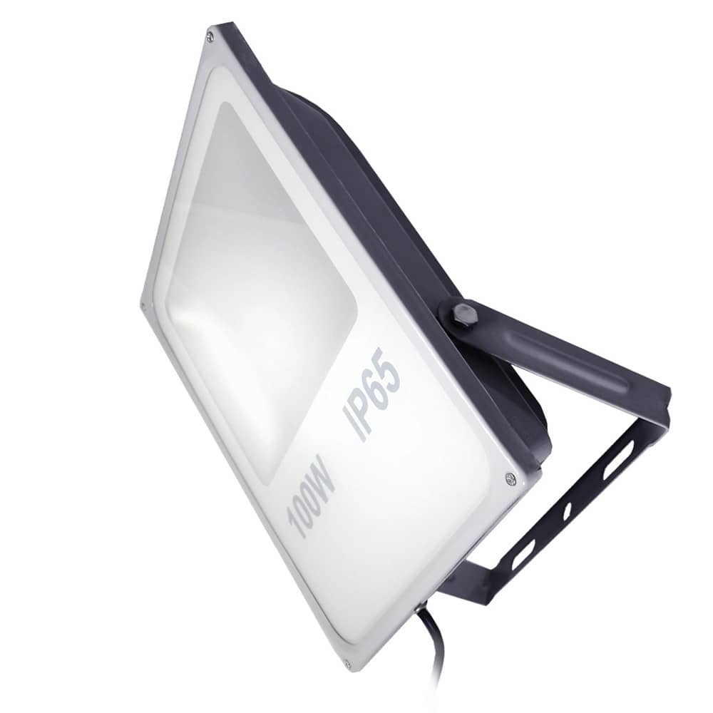 bioledex todal led fluter 100w 120 ip65 strahler 4000k neutralweiss. Black Bedroom Furniture Sets. Home Design Ideas