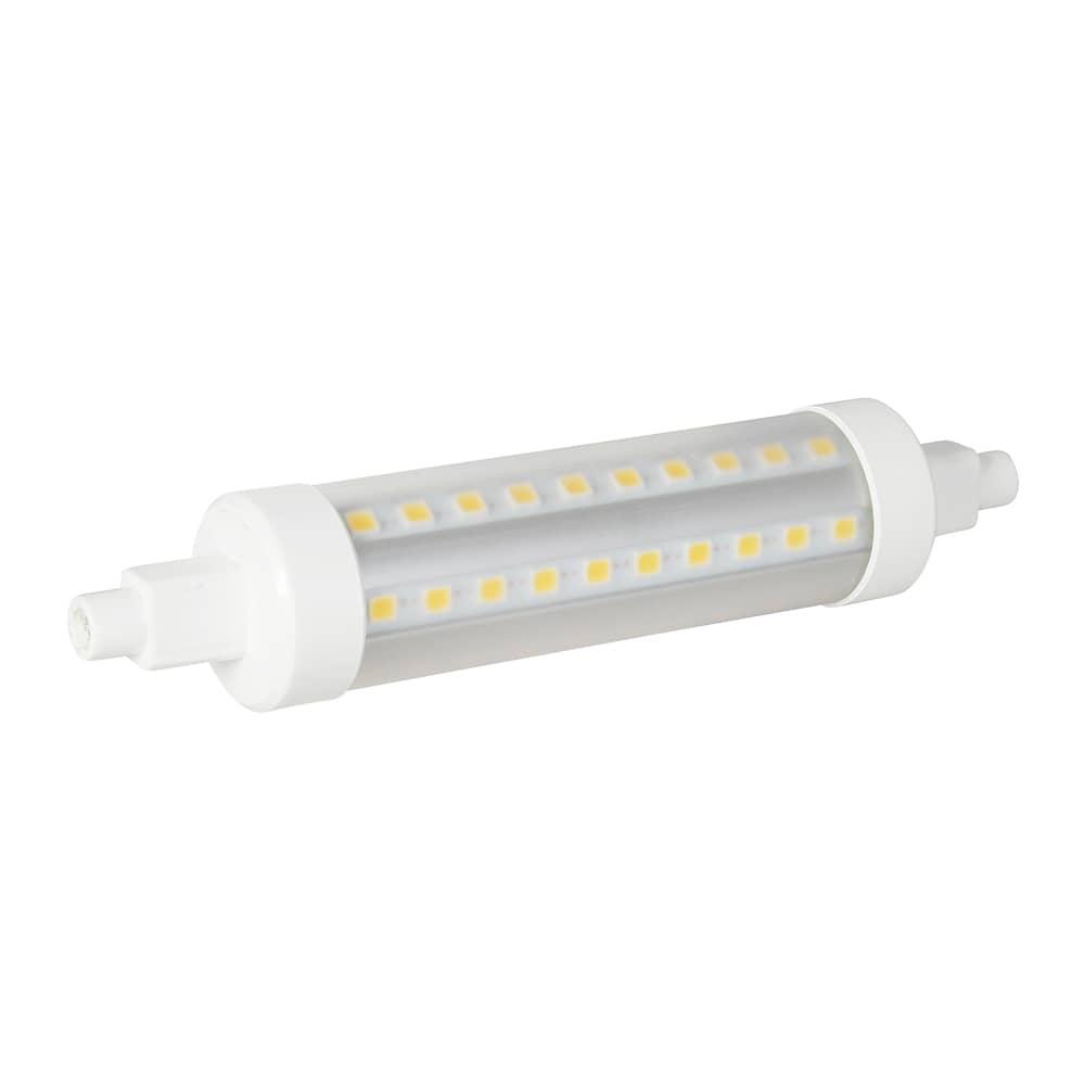 bioledex veo r7s led lampe 118mm dimmbar 8w 360 806lm. Black Bedroom Furniture Sets. Home Design Ideas