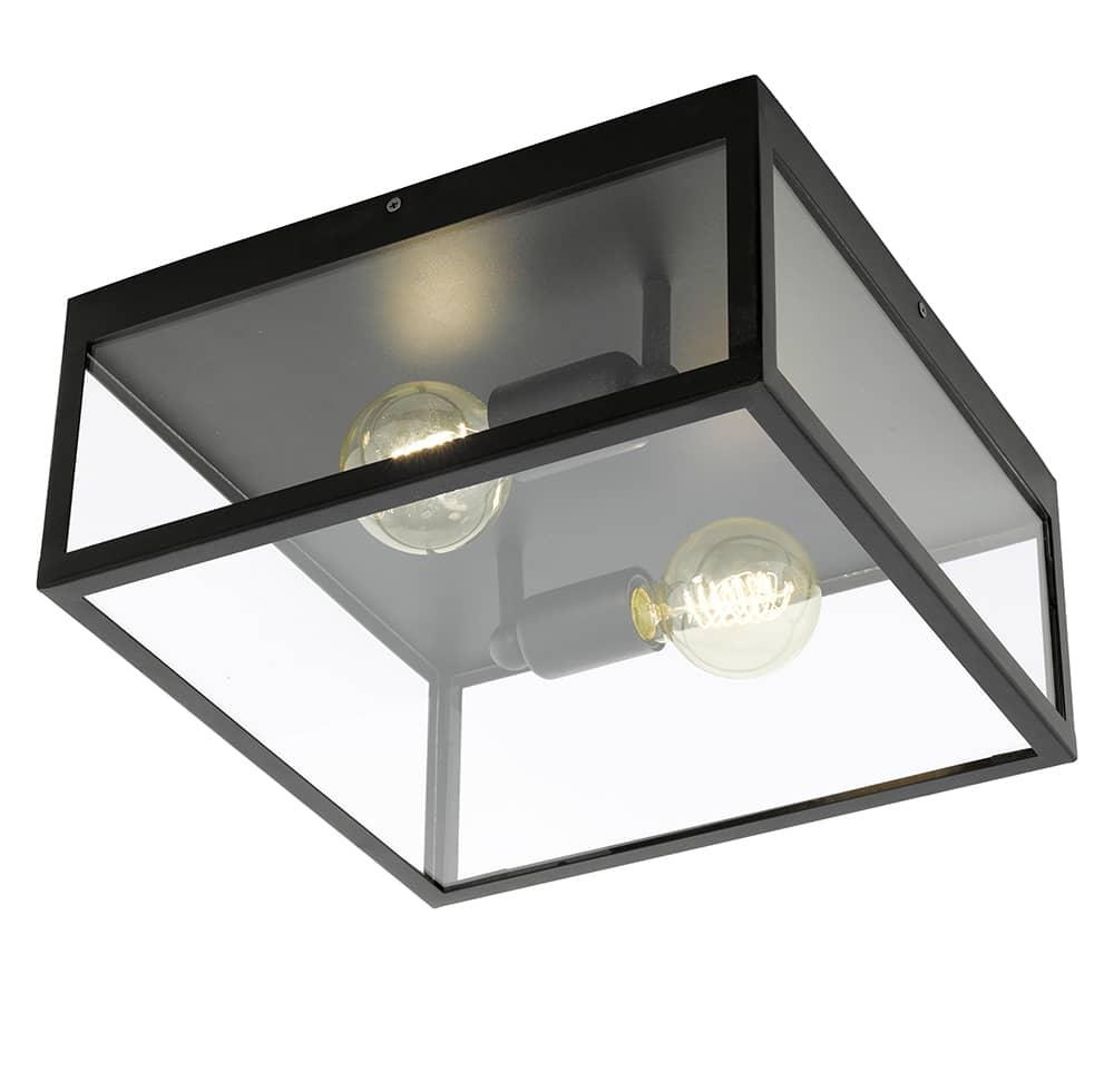 eglo deckenleuchte charterhouse 2x60w clean design jetzt. Black Bedroom Furniture Sets. Home Design Ideas