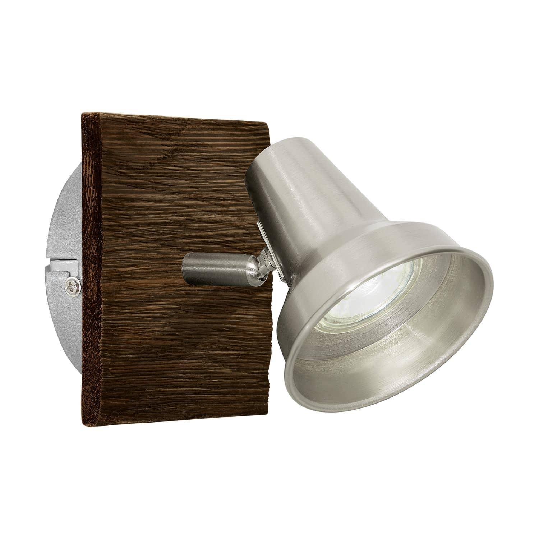 eglo 95646 filipina led wandleuchte 3 3w wandstrahler. Black Bedroom Furniture Sets. Home Design Ideas
