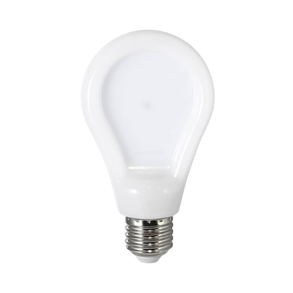 bioledex flato led lampe e27 9w flaches design flach warmweiss 600 lumen ebay. Black Bedroom Furniture Sets. Home Design Ideas