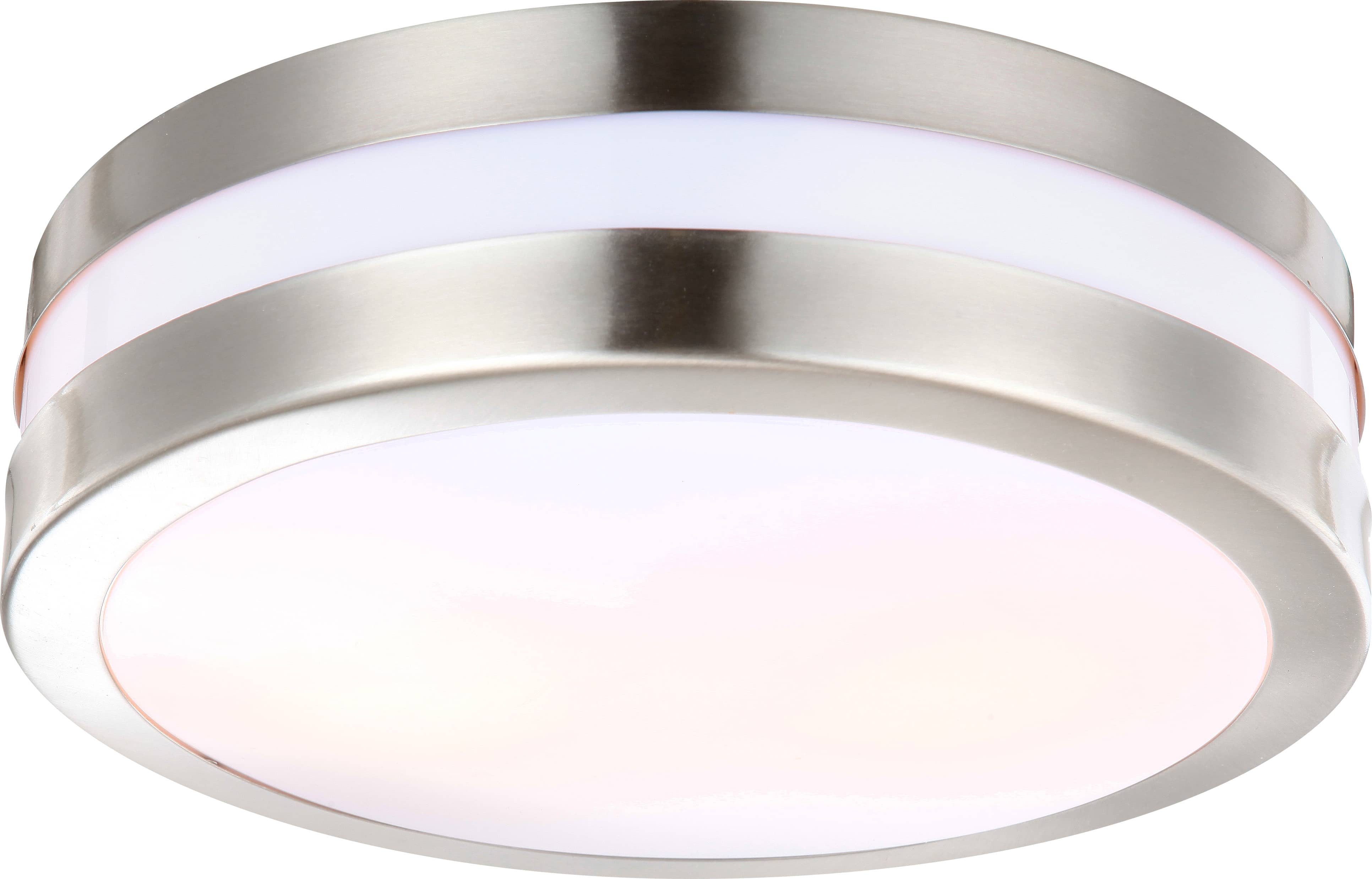 globo creek 32209 au enlampe deckenlampe edelstahl poliert. Black Bedroom Furniture Sets. Home Design Ideas
