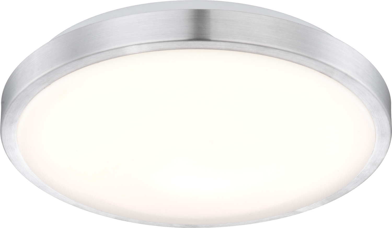 Aluminium Globo 41686 ROBYN LED Deckenleuchte Metall Weiß