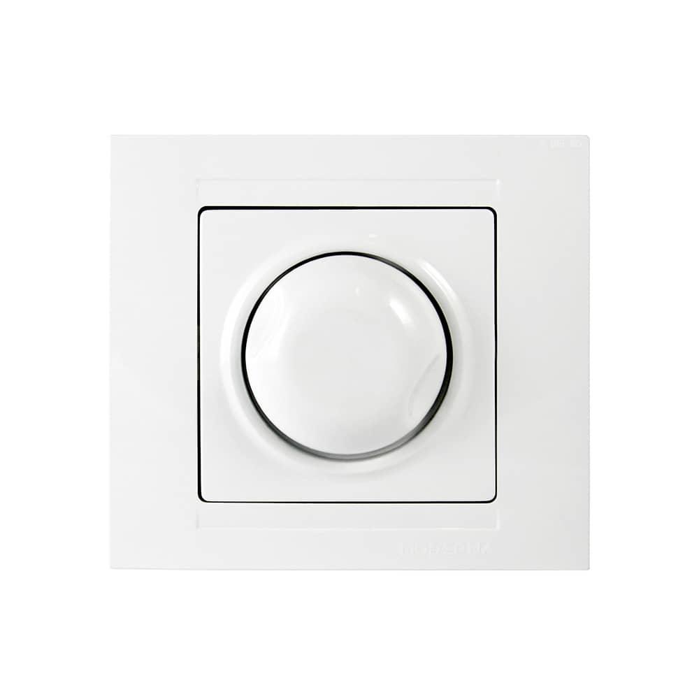gunsan moderna dimmer switch 1000w unterputz weiss ebay. Black Bedroom Furniture Sets. Home Design Ideas