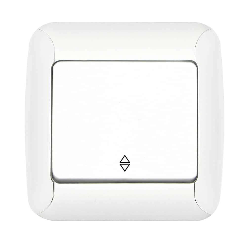 gunsan fantasy 2 wege schalter wechselschalter unterputz weiss. Black Bedroom Furniture Sets. Home Design Ideas