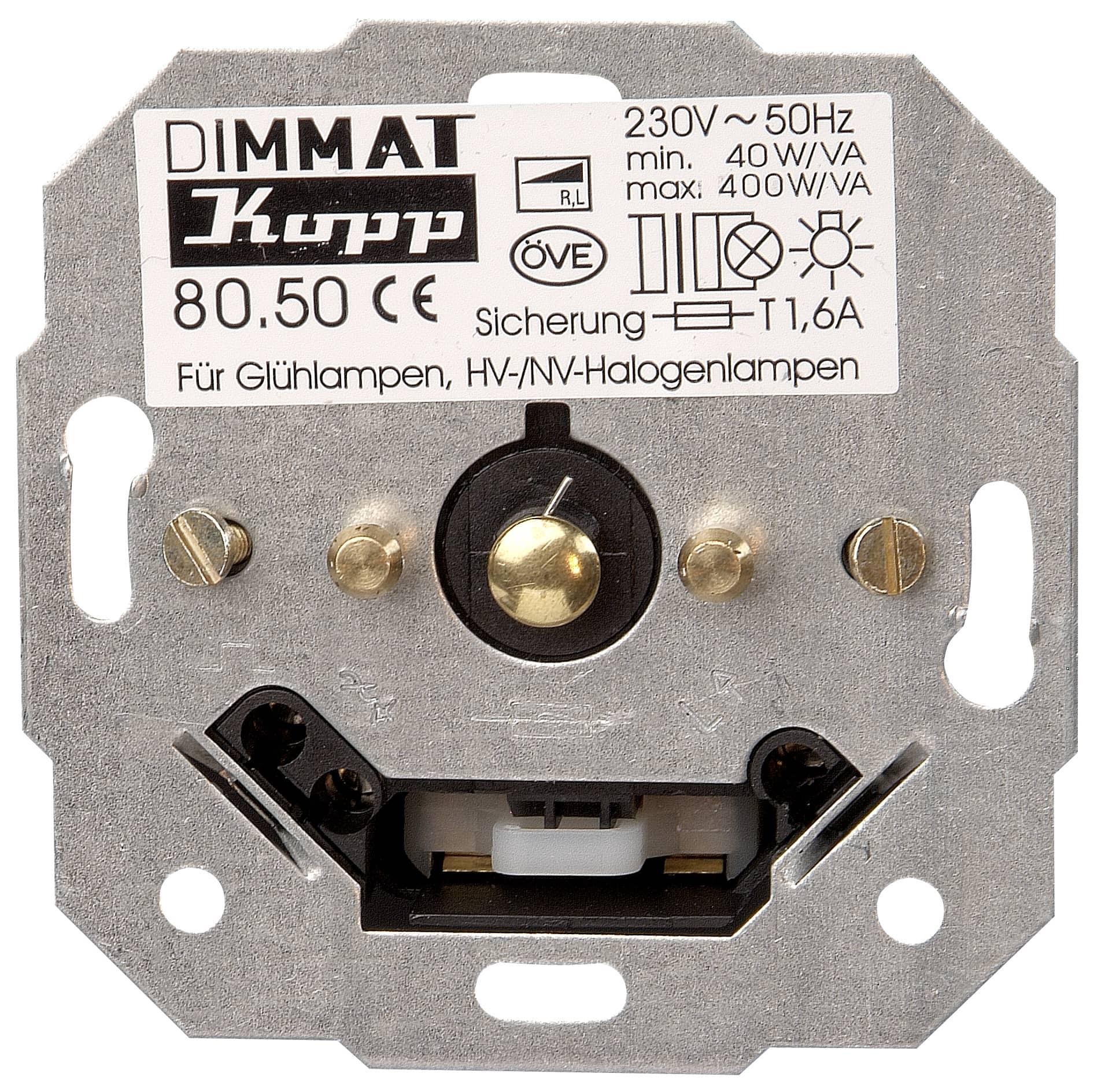 Led Dimmer: Led Dimmer Kopp