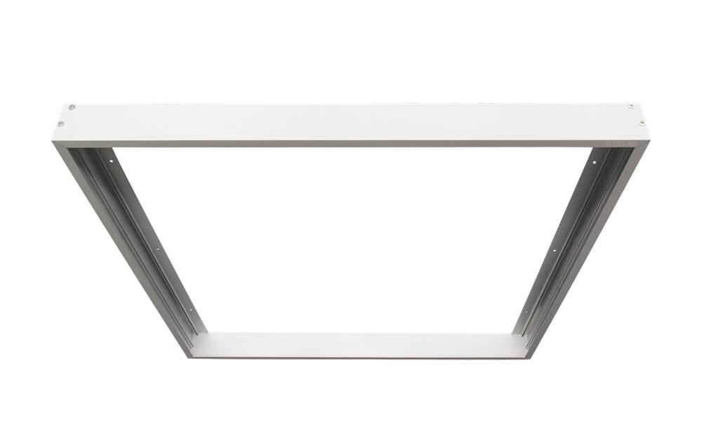 bioledex 62x62cm aufbaurahmen f r led panels 625x625mm. Black Bedroom Furniture Sets. Home Design Ideas